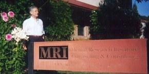 Massimo Adolfo Caponeri al MRI