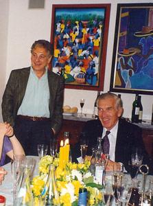 Massimo Adolfo Caponeri in compagni di Paul Watzlawick